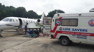 Air Ambulance Services 1