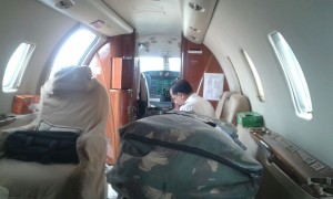 Air Ambulance Services Interior 2