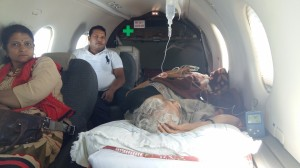 Air Ambulance Services Patient transfer 9