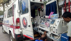 Pediatric Ambulance Services 1