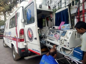 Pediatric Ambulance Services 2