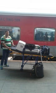 Train Ambulance Service