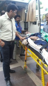Road Ambulance Services Shifting Patient 5