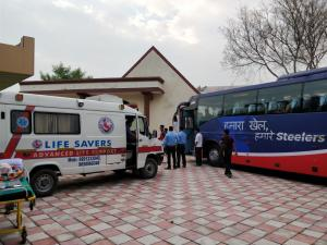 Life Savers Ambulance Services 12