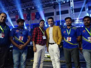 Life Savers Ambulance Association with Star Sports